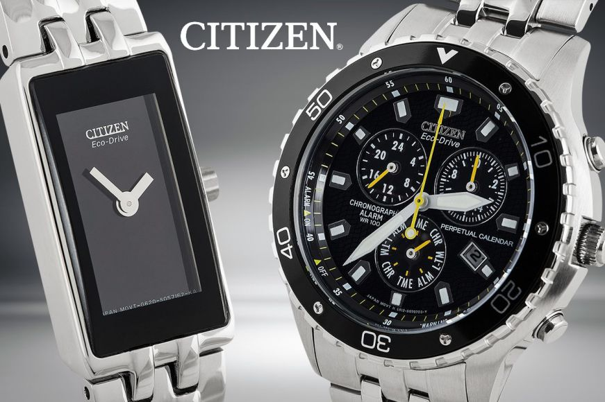 Citizen Watches For Men & Women