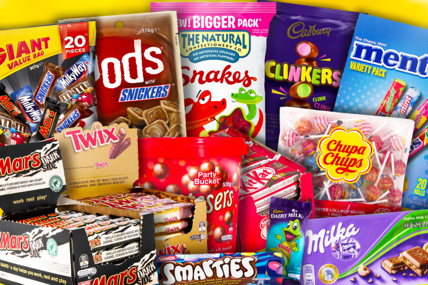 Massive Chocolate & Sweets Sale