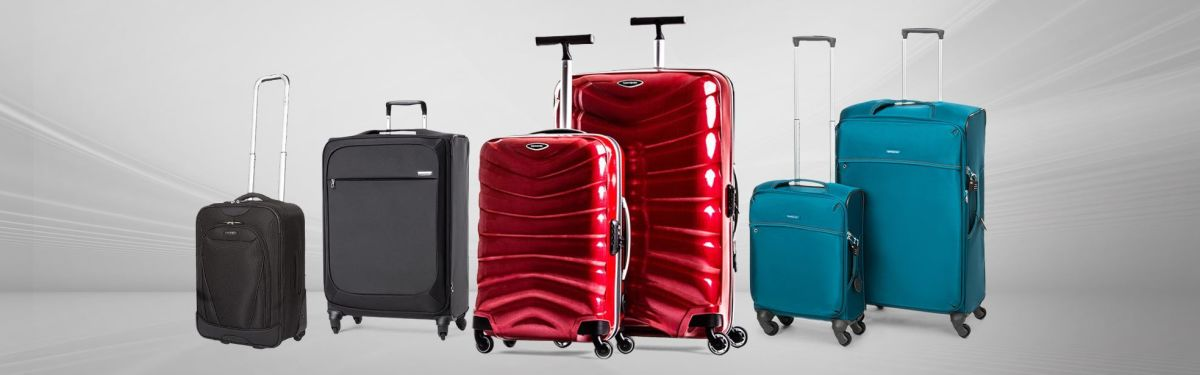 Samsonite Luggage From $79