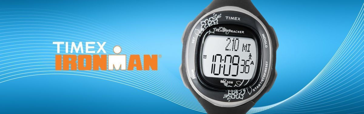 Timex IRONMAN® Heath Tracker Watch