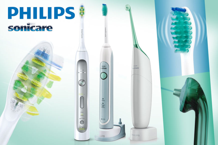 Phillips Sonicare Toothbrush & AirFloss Deals