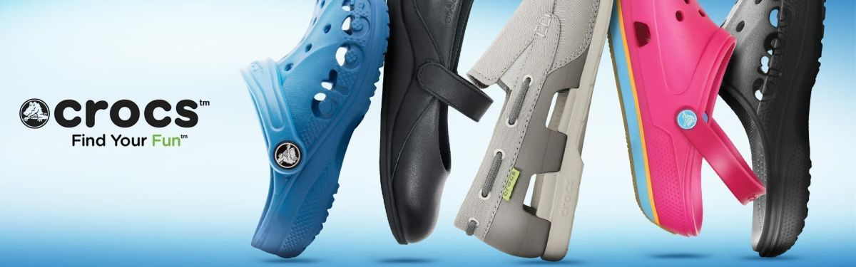 Crocs Footwear For The Whole Family