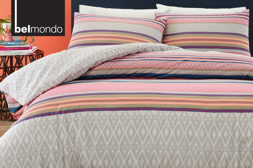 Belmondo Spring Collection: Quilt Cover Sets