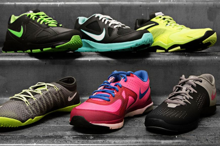 Nike Performance Footwear