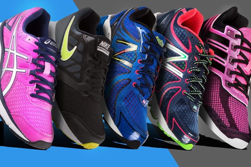 Sports Footwear Deals Under $80