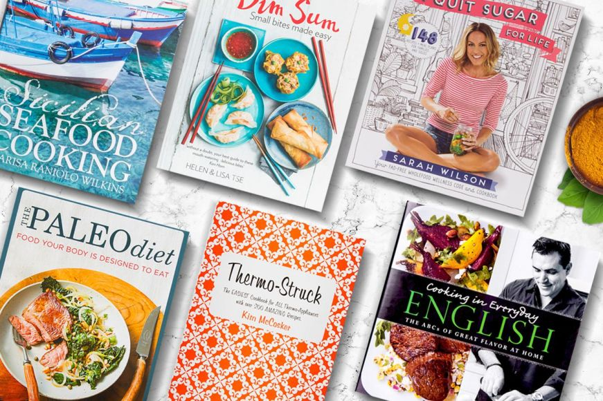 Cookbook Bestsellers