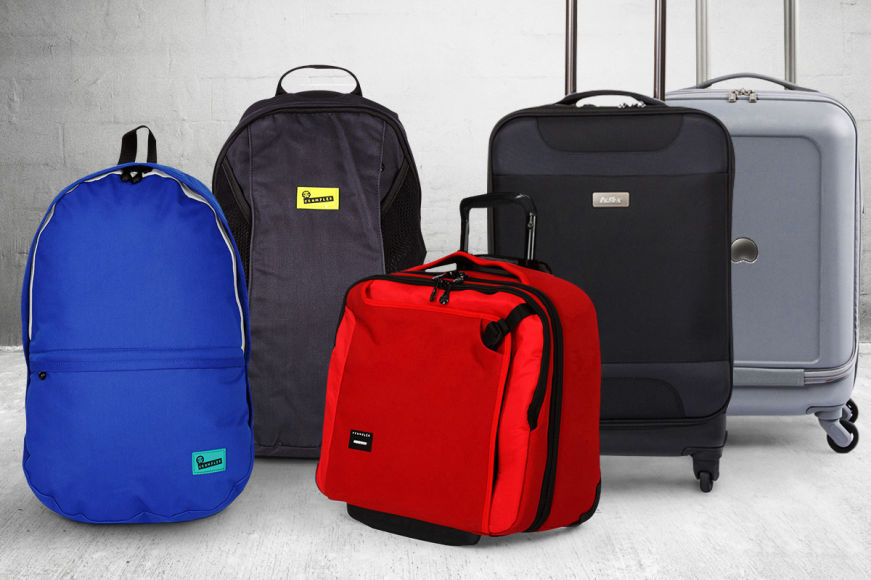Carry-on Bags & Backpacks