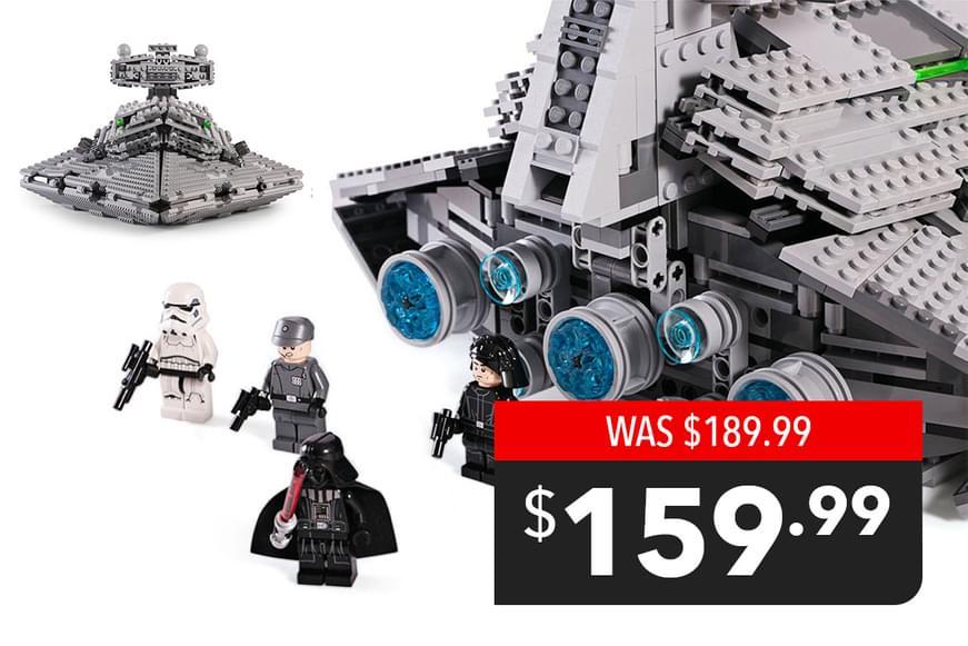 LEGO® Star Wars: Imperial Star Destroyer - $159.99!
