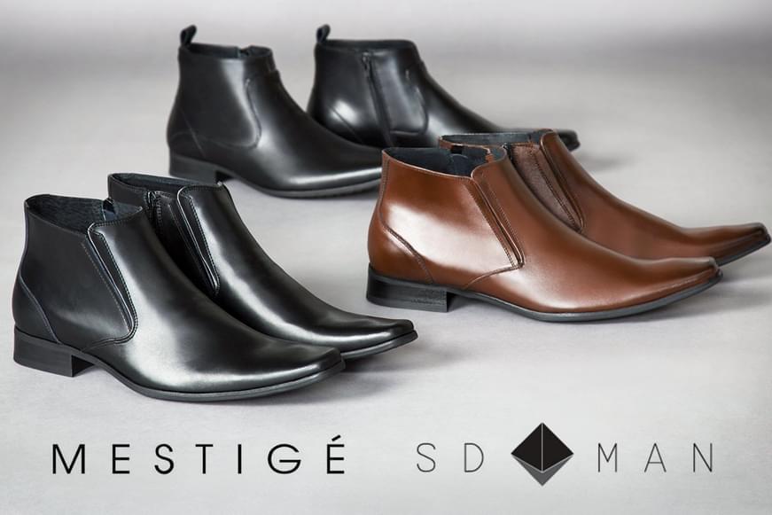 SD Man & Mestige Footwear
