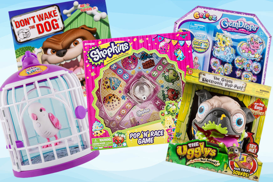 The Hottest New Toy Range In Town