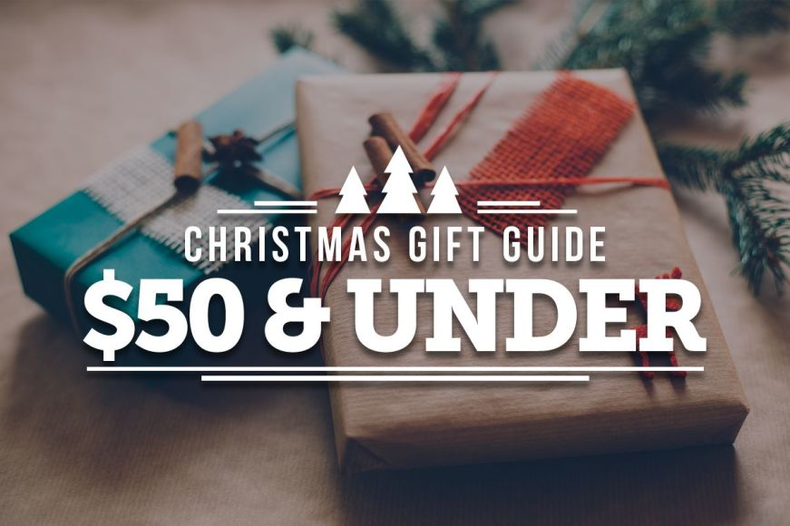 $50 & Under Gifts
