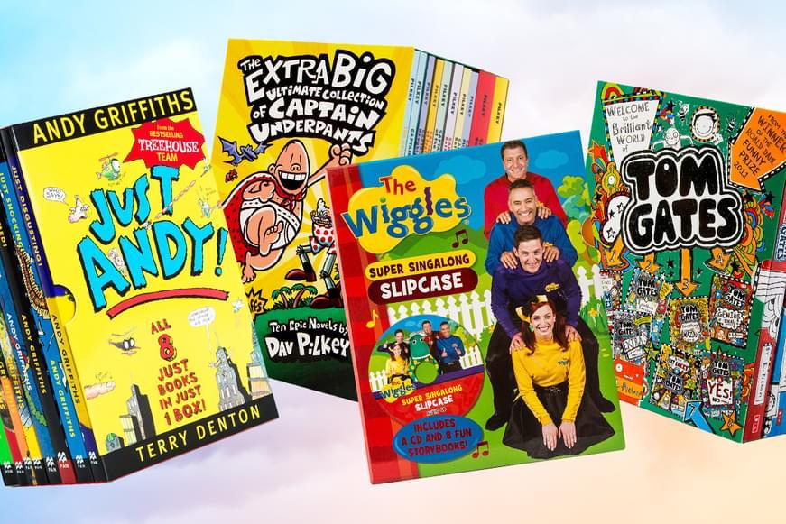 New Kids' Books & Sets