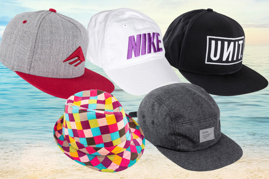 Summer Is Coming - Hats