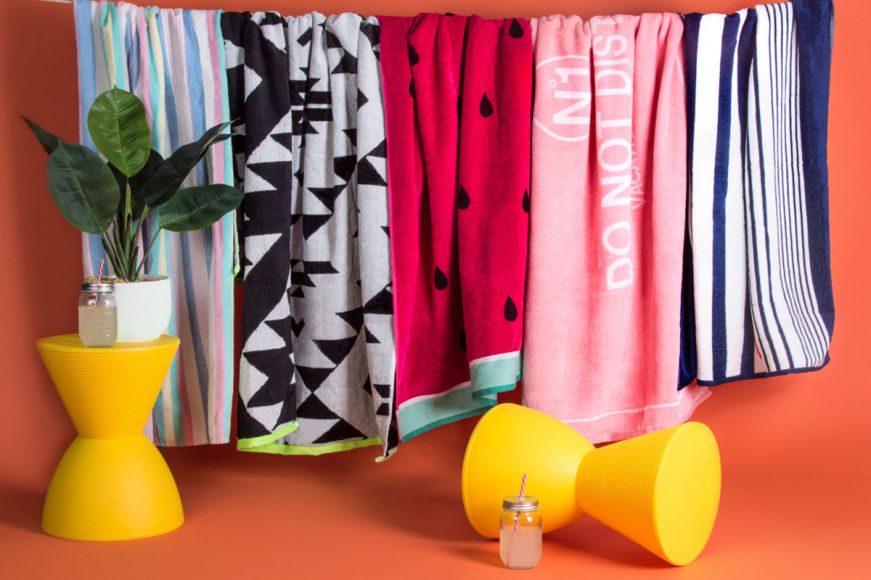 Summer Is Coming - Beach Towels