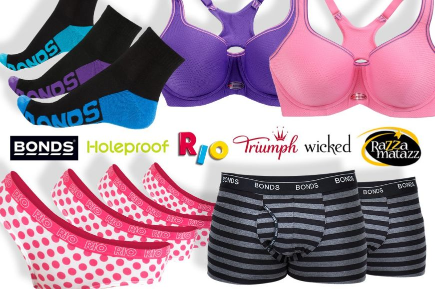 Underwear & Sock Multipacks