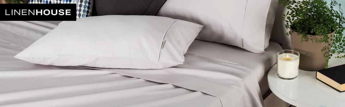 Linen House Parousha 400TC Sheet Sets