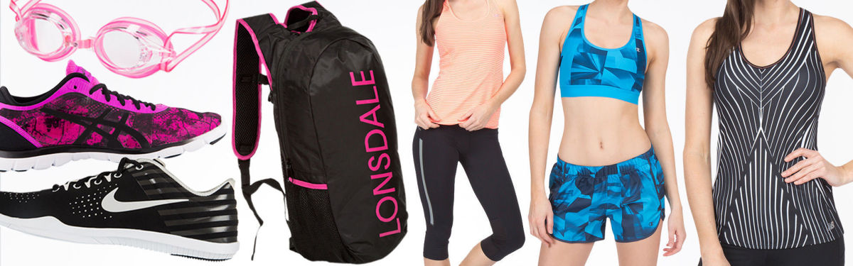 Women's Activewear Essentials