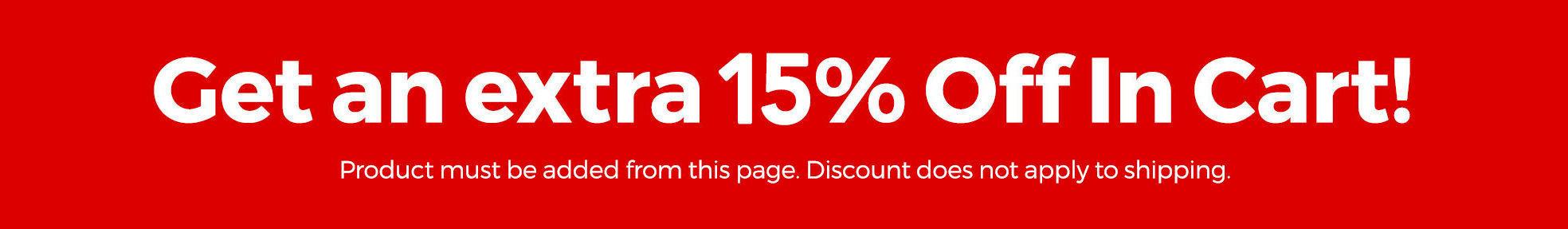 Get 15% Off In Cart: Finder Christmas Deals!