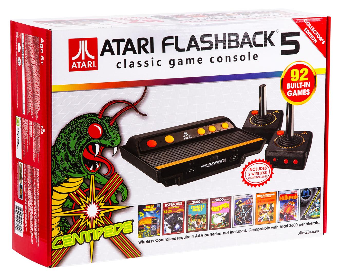 Atari Flashback Classics Volume 3 » Atari