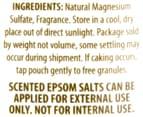 2 x Health Smart Epsom Salt Sport Soak Spearmint & Menthol 454g 3