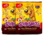 2 x Scooby Snacks Choc Friendly Carob 400g 1