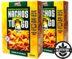 2 x Nachos To Go Mild 230g 1