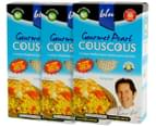 3 x Blu Gourmet Pearl Cous Cous 250g 1