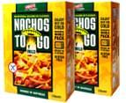 2 x Nachos To Go Mild 230g 5