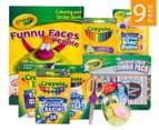 Crayola Kids Activity Bundle 9-Piece Value Pack 1