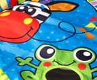 Playgro Clever Creatures Super Mat 3