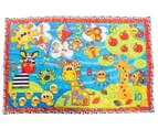 Playgro Clever Creatures Super Mat 4