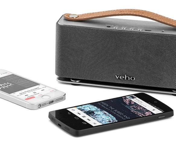Acting Job veho m6 360° mode retro bluetooth speaker How Apps