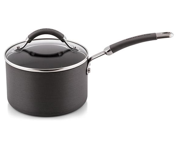 Kitchenaid 10 piece non stick cookware set - Kitchen aid pan set ...
