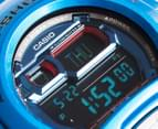 Casio G-Shock Bluetooth 4.0 Watch - Metallic Blue 2
