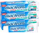 3 x Macleans Advanced Mild Mint Toothpaste 120g 4
