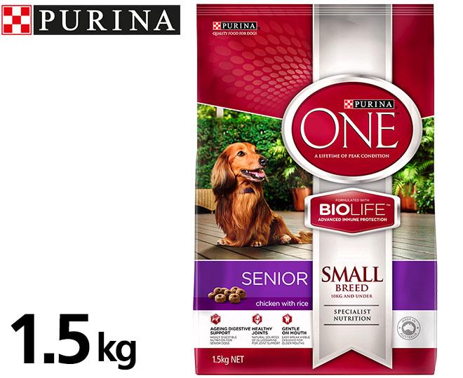 Purina One Senior Dog Food Reviews