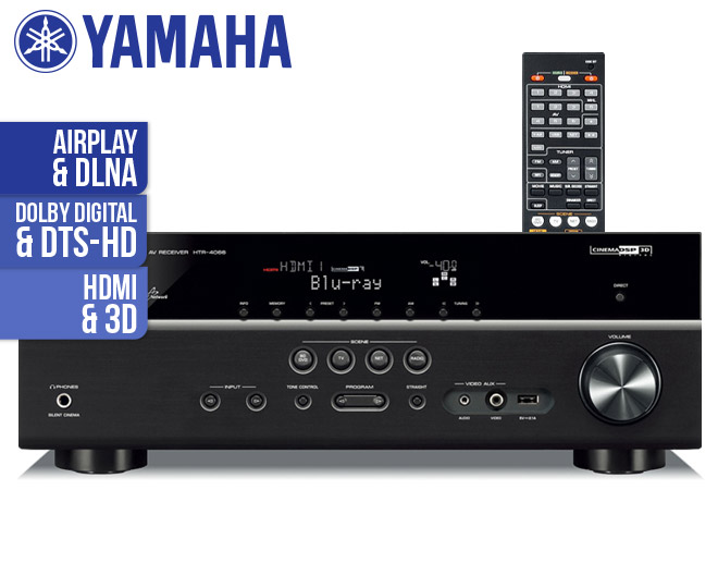 Yamaha Airplay Password