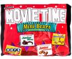 Tootsie Roll Movietime Mini Box Assorted Favourites 675g 4
