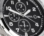 Fossil Men's Dean Chronograph Stainless Steel Watch 2