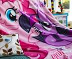 My Little Pony Polar Fleece Throw 1