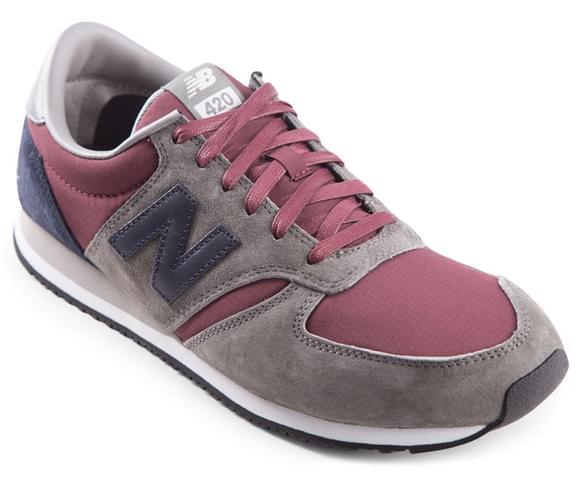 new balance u420 marrone