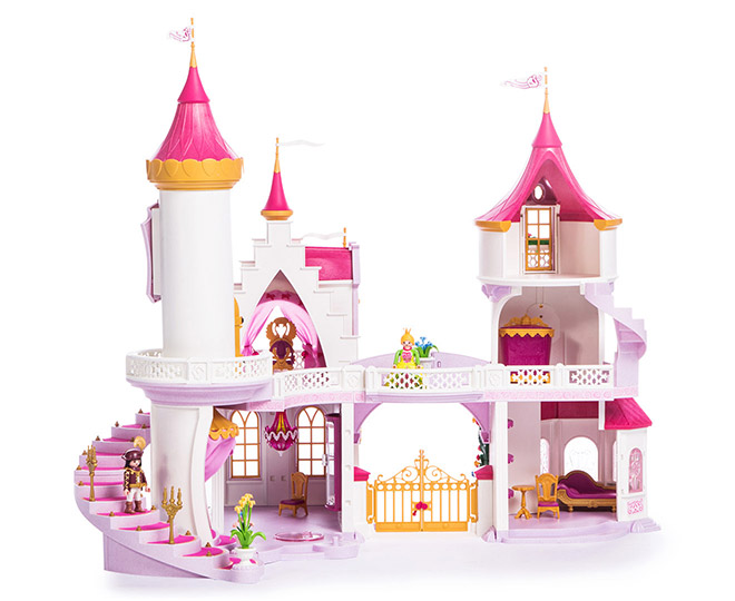 Playmobil princess fantasy castle for Playmobil princesse 5142