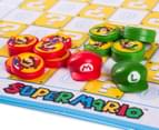 Super Mario - Checkers/Tic-Tac-Toe Combo 3