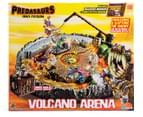 Predasaurs DNA Fusion Volcano Arena 4