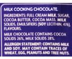 2 x Cadbury Milk Cooking Choc Block 220g 3