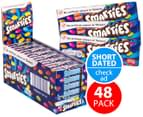 Smarties Fun Size Packs 20g  1
