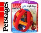 Petstages Mini Jingle Cage Dog Toy 1