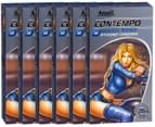 6 x Ansell Contempo Rough Rider Studded Condoms 12-Pack 1
