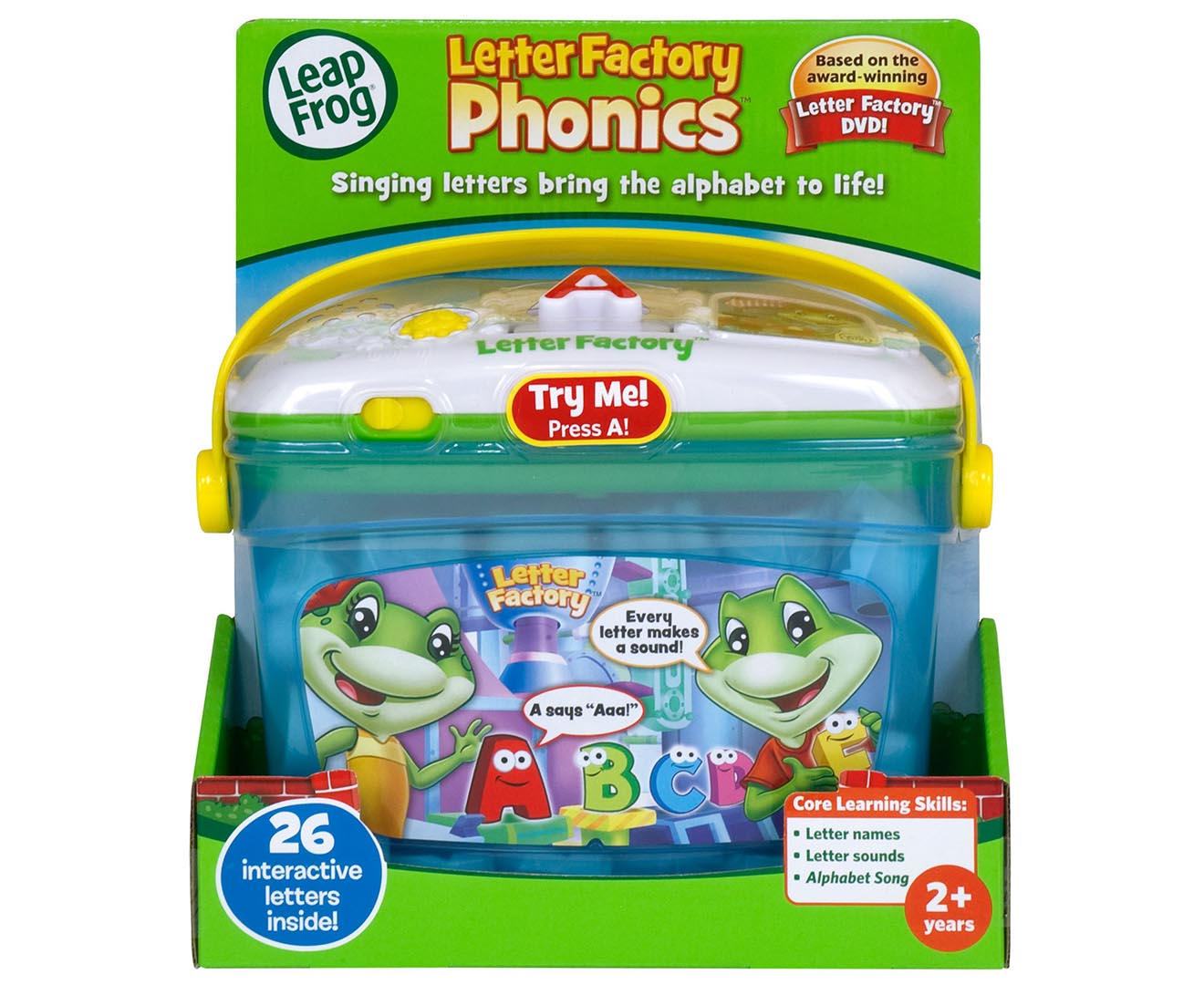 leapfrog letter factory phonics catchoftheday au leapfrog letter factory phonics 22720