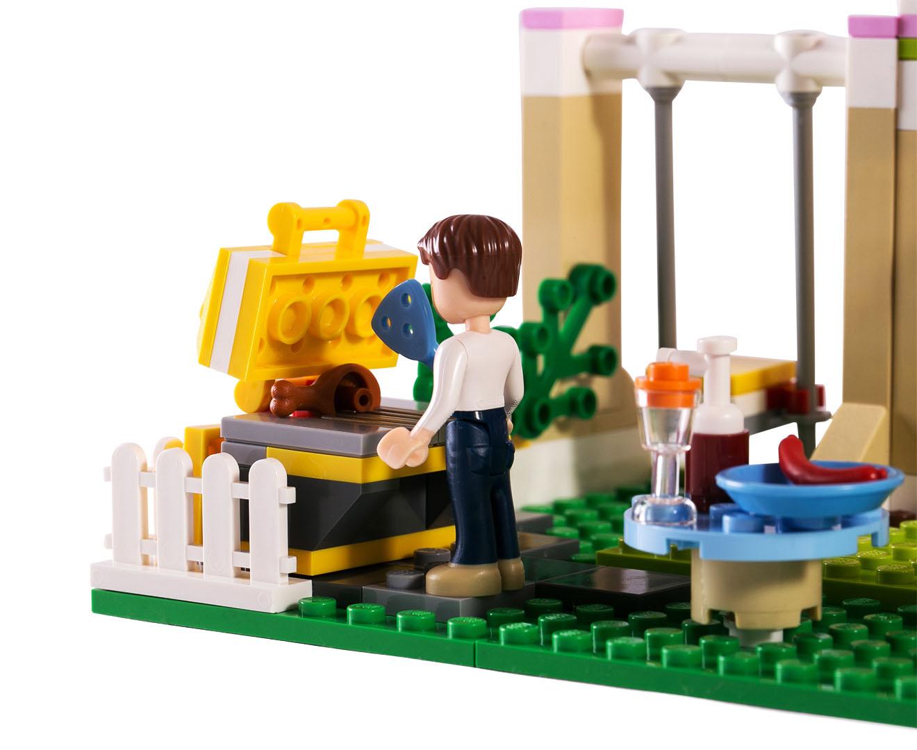 Lego Friends Olivias House Kitchen